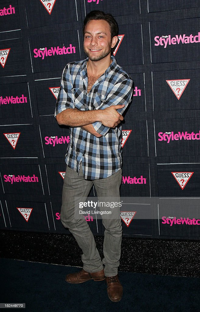 Actor <a gi-track='captionPersonalityLinkClicked' href=/galleries/search?phrase=Jonathan+Sadowski&family=editorial&specificpeople=718973 ng-click='$event.stopPropagation()'>Jonathan Sadowski</a> attends the People StyleWatch Denim Party at Palihouse on September 20, 2012 in West Hollywood, California.