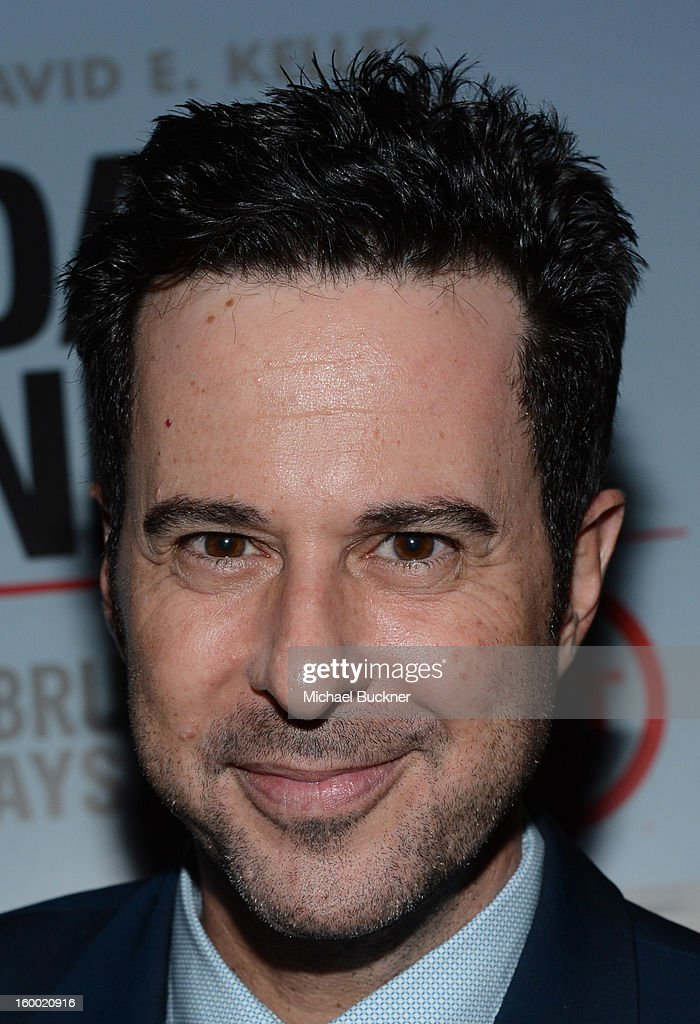 Actor <a gi-track='captionPersonalityLinkClicked' href=/galleries/search?phrase=Jonathan+Silverman&family=editorial&specificpeople=228073 ng-click='$event.stopPropagation()'>Jonathan Silverman</a> attends 'Monday Mornings' Premiere Reception at at BOA Steakhouse on January 24, 2013 in West Hollywood, California. (Photo by Michael Buckner/WireImage) 23200_001_MB_0144.jpg