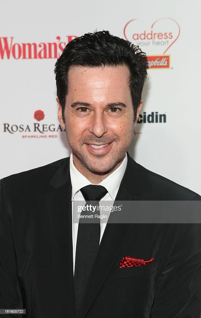 Actor <a gi-track='captionPersonalityLinkClicked' href=/galleries/search?phrase=Jonathan+Silverman&family=editorial&specificpeople=228073 ng-click='$event.stopPropagation()'>Jonathan Silverman</a> attends the 10th Annual Red Dress Awards at Jazz at Lincoln Center on February 12, 2013 in New York City.