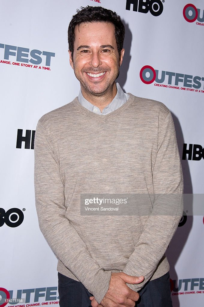 Actor <a gi-track='captionPersonalityLinkClicked' href=/galleries/search?phrase=Jonathan+Silverman&family=editorial&specificpeople=228073 ng-click='$event.stopPropagation()'>Jonathan Silverman</a> attends the 2013 Outfest Film Festival closing night gala of 'G.B.F.' at Ford Theatre on July 21, 2013 in Hollywood, California.