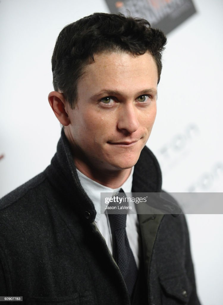 Actor Jonathan Tucker attends the 4th annual Hamilton Behind the Camera Awards at The Highlands club in the Hollywood Highland Center on November 8...