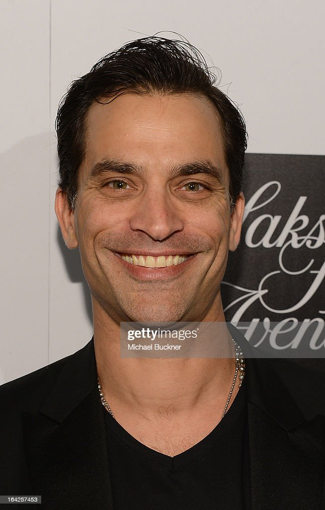 Actor Jonathon Schaech attend the 'Evening Benefetting The L.A. Gay & Lesbian Center Honoring Amy Pascal and Ralph Rucci' at the Beverly Wilshire Four Seasons Hotel on March 21, 2013 in Beverly Hills, California.