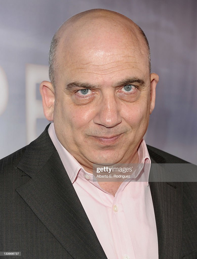 Actor Jonny Coyne arrives to Paramount Pictures' 'Super 8' Blu-ray and DVD release party at AMPAS Samuel Goldwyn Theater on November 22, 2011 in Beverly Hills, California.
