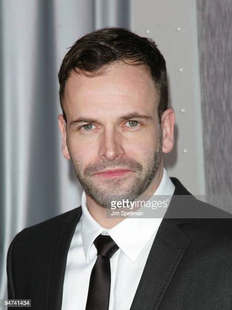 Actor Jonny Lee Miller attends the New York premiere of 'Sherlock Holmes' at the Alice Tully Hall Lincoln Center on December 17 2009 in New York City