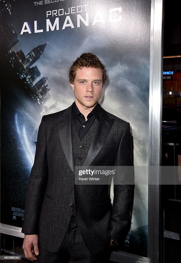 "Premiere Of Paramount Pictures' ""Project Almanac"" - Red Carpet"