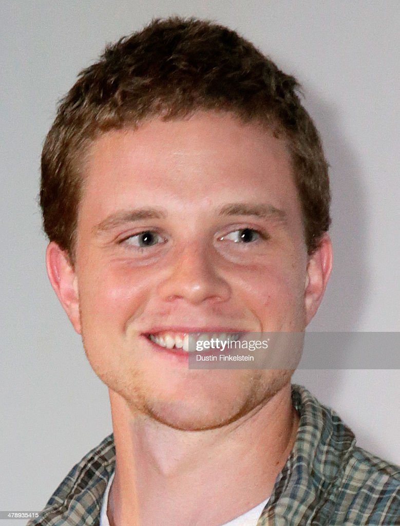 Actor <a gi-track='captionPersonalityLinkClicked' href=/galleries/search?phrase=Jonny+Weston&family=editorial&specificpeople=8809342 ng-click='$event.stopPropagation()'>Jonny Weston</a> speaks onstage at the 'Kelly & Cal' Photo Op and Q&A during the 2014 SXSW Music, Film + Interactive Festival at Rollins Theatre at The Long Center on March 7, 2014 in Austin, Texas.