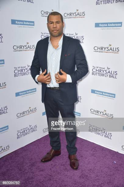 Actor Jordan Peele attends the 16th Annual Chrysalis Butterfly Ball at Private Residence on June 3 2017 in Brentwood California