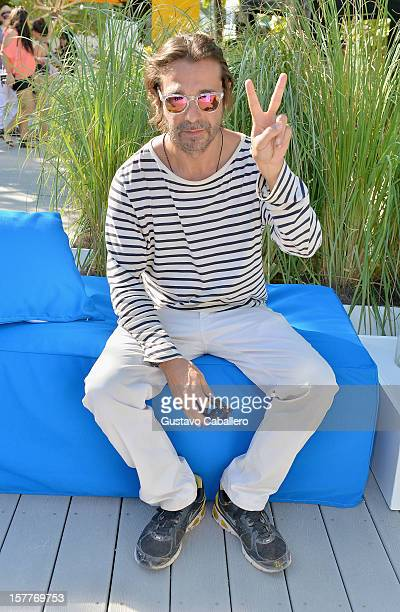 Actor Jordi Molla attends AD Oasis at The Raleigh on December 6 2012 in Miami Florida