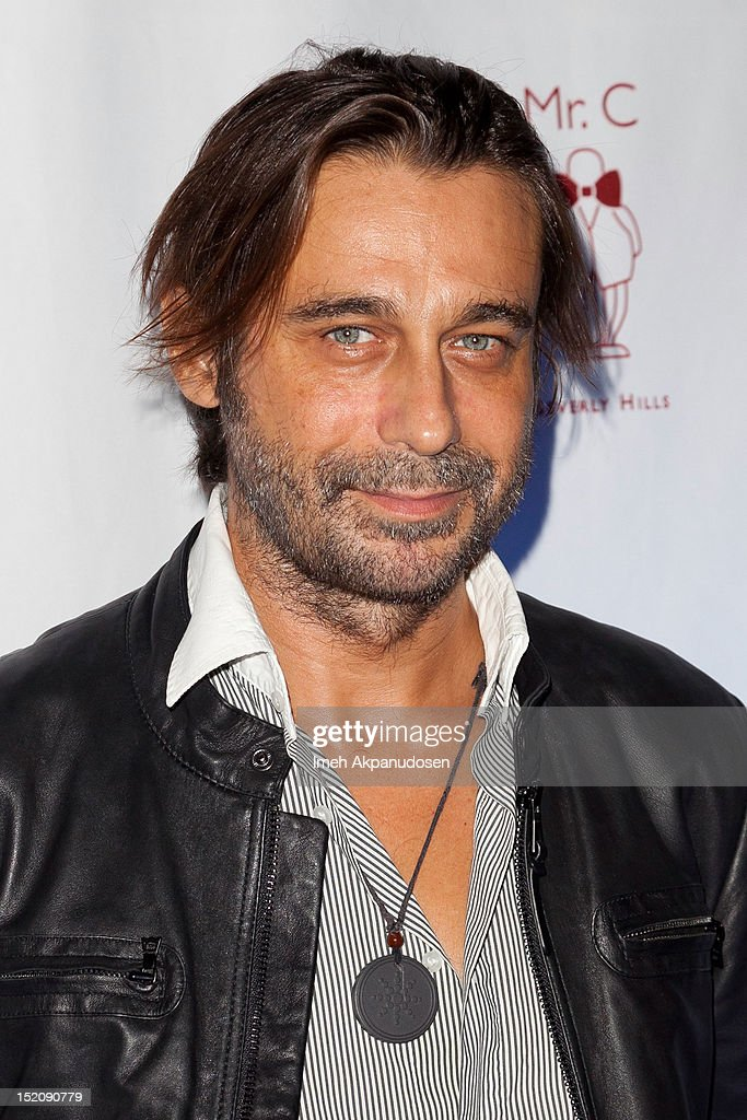 Actor Jordi Molla attends the NYLON And Sony X Headphones September TV Issue Party at Mr. C Beverly Hills on September 15, 2012 in Beverly Hills, California.