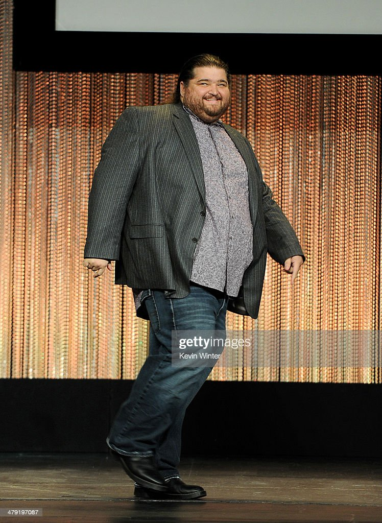 Actor Jorge Garcia appears onstage at The Paley Center Media's PaleyFest 2014 Honoring 'Lost' 10th Anniversary Reunion at the Dolby Theatre on March...