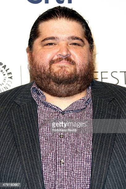 Actor Jorge Garcia attends the 2014 PaleyFest 'Lost' 10th anniversary reunion held at the Dolby Theatre on March 16 2014 in Hollywood California