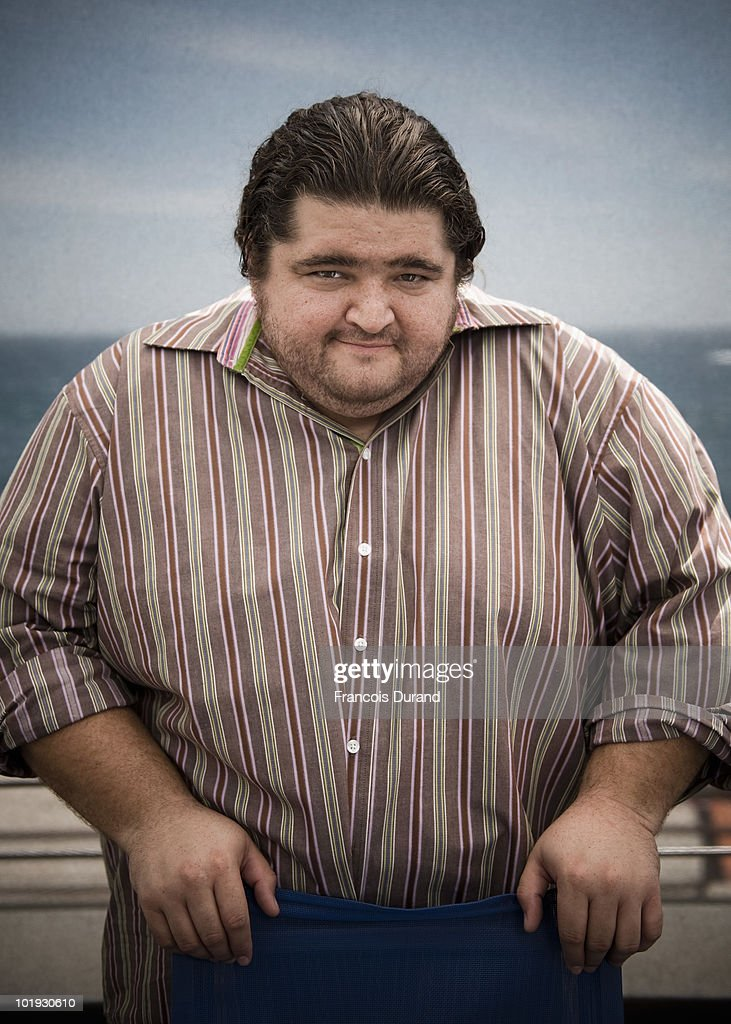 ACCESS*** Actor Jorge garcia attends the 'Lost' portrait session at Grimaldi Forum during the annual Monte Carlo Television Festival on June 9 2010...