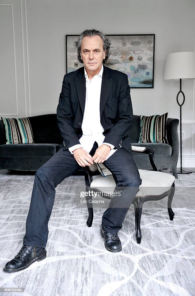 Actor Jose Coronado is photographed for Self Assignment on September 17 2016 in San Sebastian, Spain.