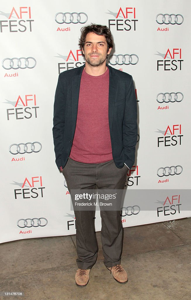Actor Jose Maria de Tavira arrives at the 'Miss Bala' Centerpiece Gala during AFI FEST 2011 presented by Audi at the Egyptian Theatre on November 4, 2011 in Hollywood, California.