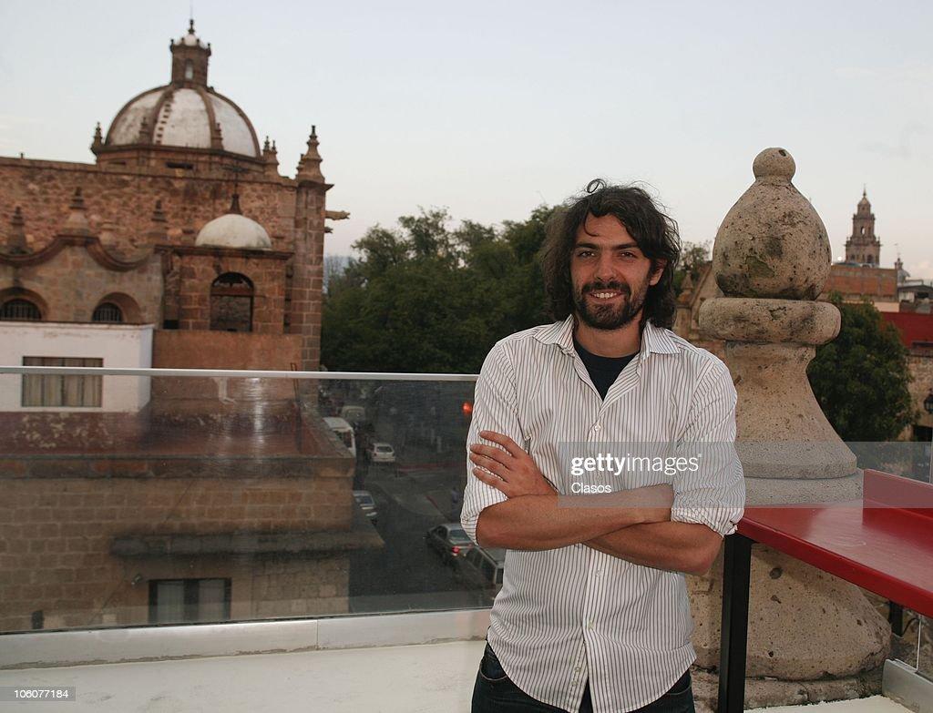 Actor Jose Maria de Tavira, of the movie El Baile de San Juan, poses during the 8th Morelia International Film Festival on October 23, 2010 in Morelia, Mexico.