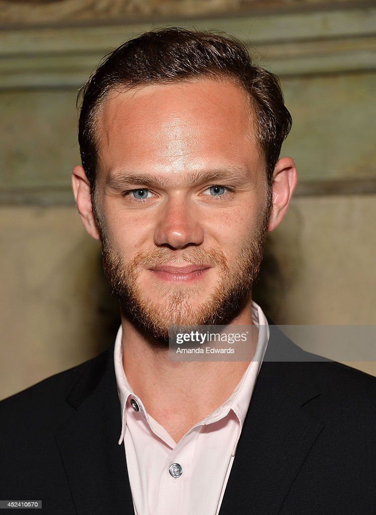 Actor Joseph Cross arrives at the Water's End Productions and Gran Via Productions Film 'Last Weekend' cast dinner at Chateau Marmont on July 19, 2014 in Los Angeles, California.