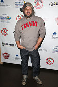 Actor Joseph D Reitman attends a Red Sox charity event to benefit The Jimmy Fund Children's Hospital LA's Cancer Researchers G1VE A BUCK Fund at The...