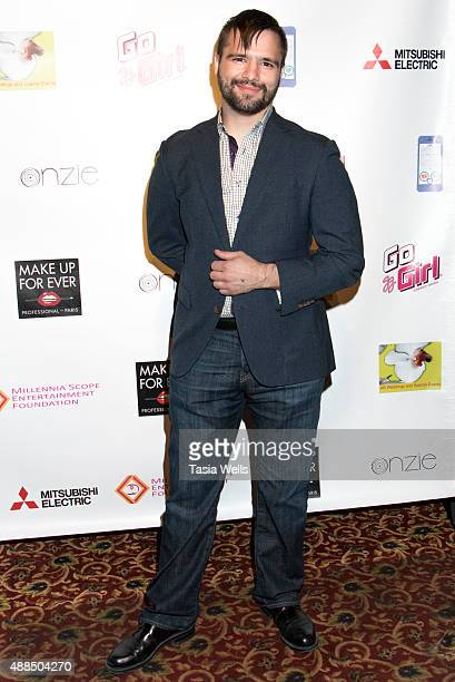 Actor Joseph Deese arrives at Premiere Party For 'Liv Out Loud' at Akbar on September 14 2015 in Los Angeles California