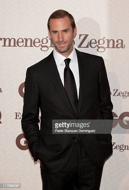 Actor Joseph Fiennes attends 'GQ Elegant Men of the Year' Awards 2011 at the Italian Embassy on June 28 2011 in Madrid Spain