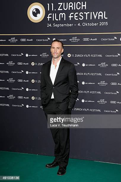 Actor Joseph Fiennes attends the 'Strangerland' Premiere during the Zurich Film Festival on October 2 2015 in Zurich Switzerland The 11th Zurich Film...