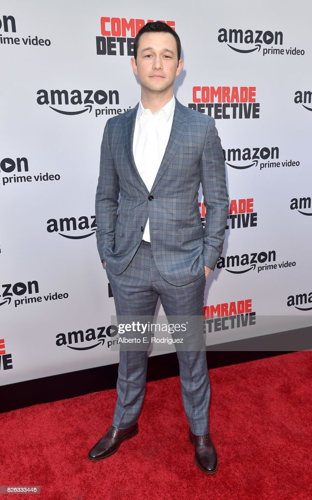 "Premiere Of Amazon's ""Comrade Detective"" - Arrivals"