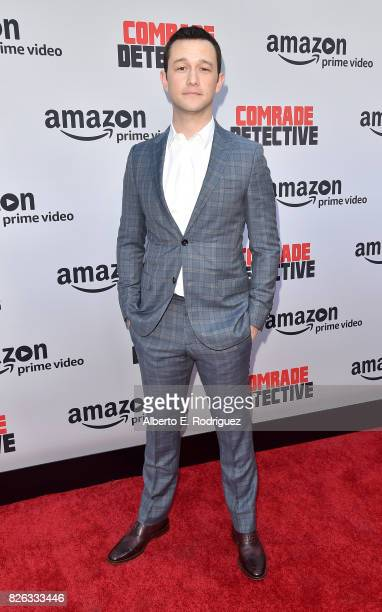 Actor Joseph Gordon Levitt attends the premiere of Amazon's 'Comrade Detective' at ArcLight Hollywood on August 3 2017 in Hollywood California