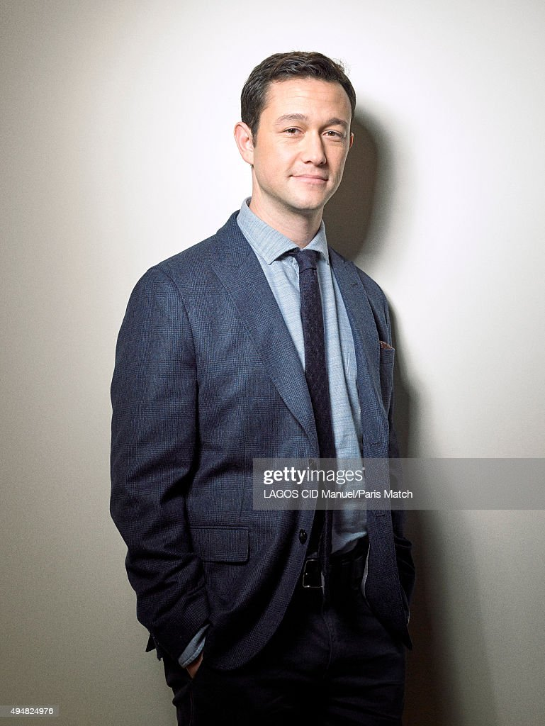 Joseph Gordon Levitt, Paris Match Issue 3466, October 28, 2015