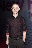 Actor Joseph GordonLevitt attends Social Cinema New Frontier 10th Anniversary Dinner during the 2016 Sundance Film Festival at New Frontier on...