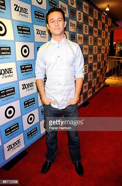 Actor Joseph GordonLevitt attends the 2009 Los Angeles Film Festival's screening of ' Days of Summer' at the Majestic Crest Theatre on June 26 2009...