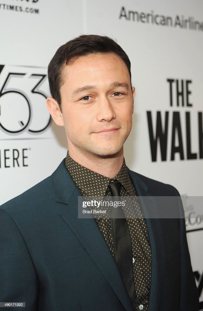 """53rd New York Film Festival - Opening Night Gala Presentation And """"The Walk"""" World Premiere - Red Carpet"""