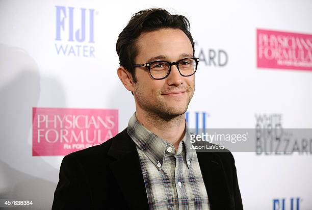Actor Joseph GordonLevitt attends the premiere of 'White Bird in a Blizzard' at ArcLight Hollywood on October 21 2014 in Hollywood California