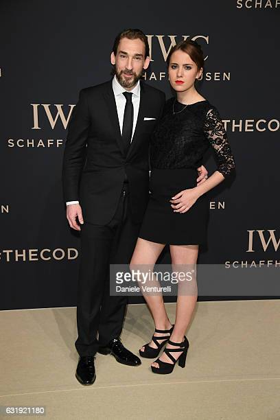 Actor Joseph Mawle arrives at IWC Schaffhausen at SIHH 2017 'Decoding the Beauty of Time' Gala Dinner on January 17 2017 in Geneva Switzerland