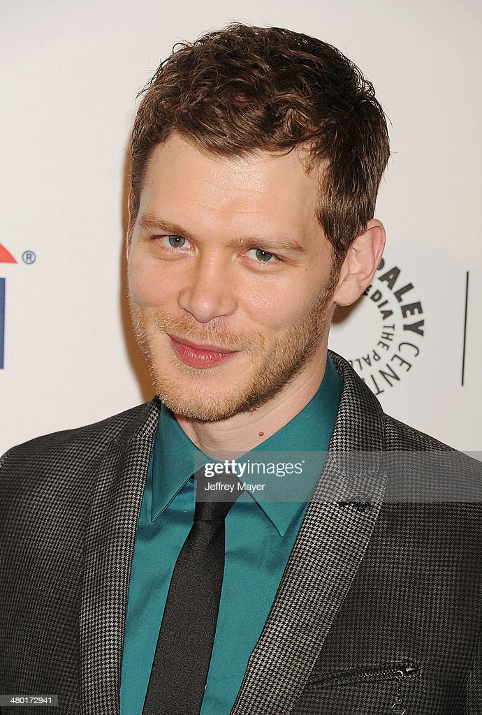 Actor Joseph Morgan attends the 2014 PaleyFest - 'The Vampire Diaries' & 'The Originals' held at Dolby Theatre on March 21, 2014 in Hollywood, California.