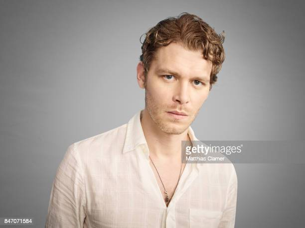 Actor Joseph Morgan from 'The Originals' is photographed for Entertainment Weekly Magazine on July 23 2016 at Comic Con in the Hard Rock Hotel in San...