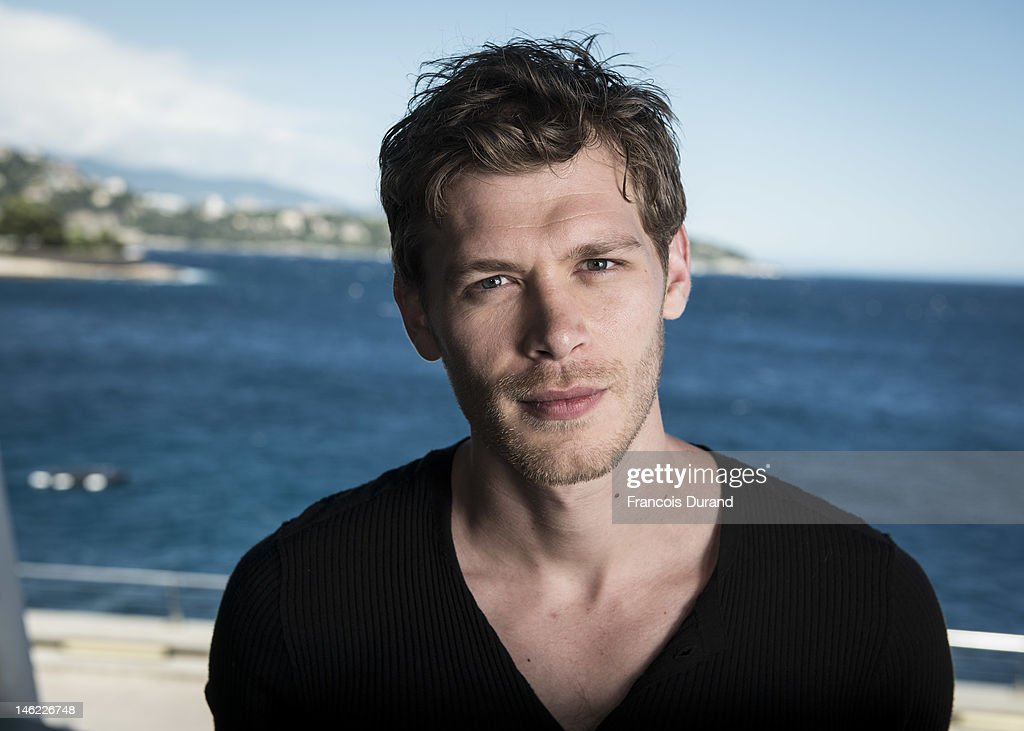 Actor Joseph Morgan poses for a portrait session during the 52nd Monte Carlo TV Festival on June 12, 2012 in Monaco, Monaco.