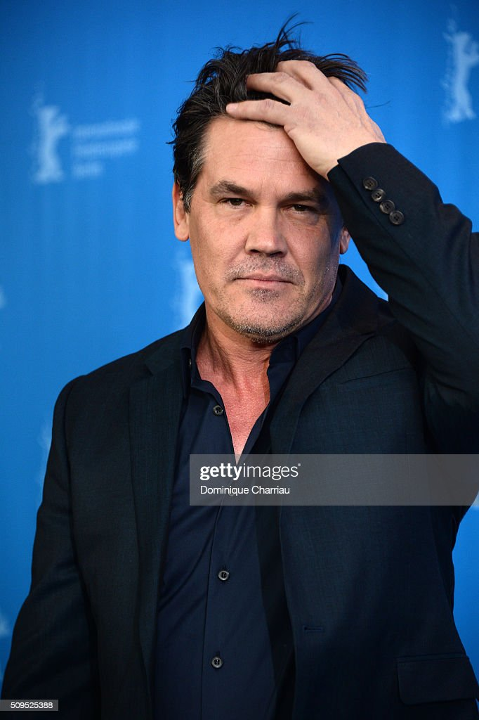 Actor <a gi-track='captionPersonalityLinkClicked' href=/galleries/search?phrase=Josh+Brolin&family=editorial&specificpeople=243198 ng-click='$event.stopPropagation()'>Josh Brolin</a> attends the 'Hail, Caesar!' photo call during the 66th Berlinale International Film Festival Berlin at Grand Hyatt Hotel on February 11, 2016 in Berlin, Germany.