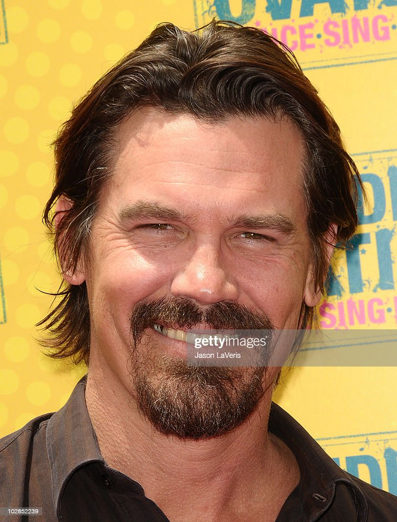 Actor Josh Brolin attends the premiere of 'Standing Ovation' at Universal CityWalk on July 10 2010 in Universal City California