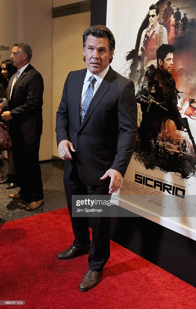 """Sicario"" New York Premiere"