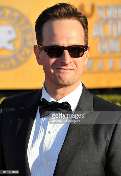 Actor Josh Charles arrives at the 18th Annual Screen Actors Guild Awards at The Shrine Auditorium on January 29 2012 in Los Angeles California