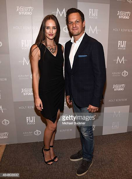 Actor Josh Charles attends day 2 of the Variety Studio presented by Moroccanoil at Holt Renfrew during the 2014 Toronto International Film Festival...