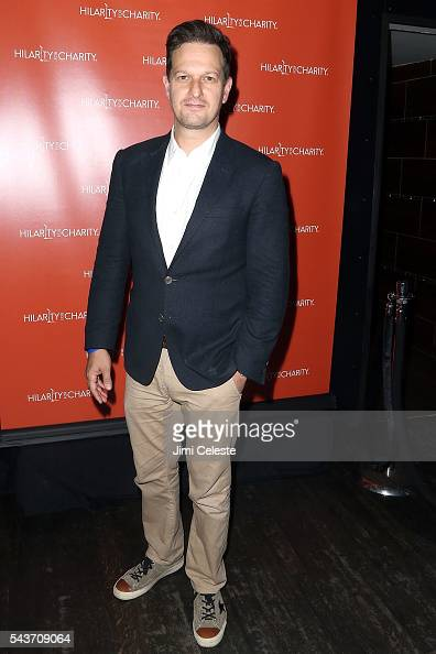 Actor Josh Charles attends Seth and Lauren Rogen's Hilarity for Charity Comes to New York at Highline Ballroom on June 29 2016 in New York City
