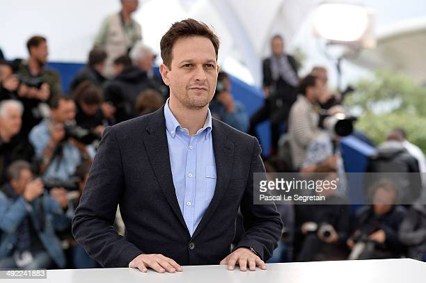 Actor Josh Charles attends the 'Bird People' photocall at the 67th Annual Cannes Film Festival on May 19 2014 in Cannes France