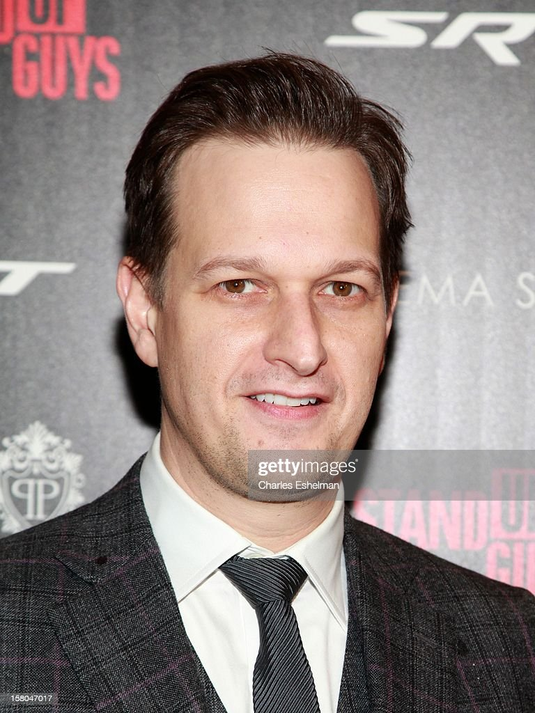Actor <a gi-track='captionPersonalityLinkClicked' href=/galleries/search?phrase=Josh+Charles&family=editorial&specificpeople=240614 ng-click='$event.stopPropagation()'>Josh Charles</a> attends The Cinema Society With Chrysler & Bally Host The Premiere Of 'Stand Up Guys' at The Museum of Modern Art on December 9, 2012 in New York City.