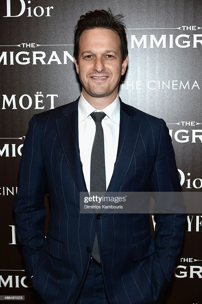 Actor <a gi-track='captionPersonalityLinkClicked' href=/galleries/search?phrase=Josh+Charles&family=editorial&specificpeople=240614 ng-click='$event.stopPropagation()'>Josh Charles</a> attends the Dior & Vanity Fair with The Cinema Society premiere of The Weinstein Company's 'The Immigrant' at The Paley Center for Media on May 6, 2014 in New York City.