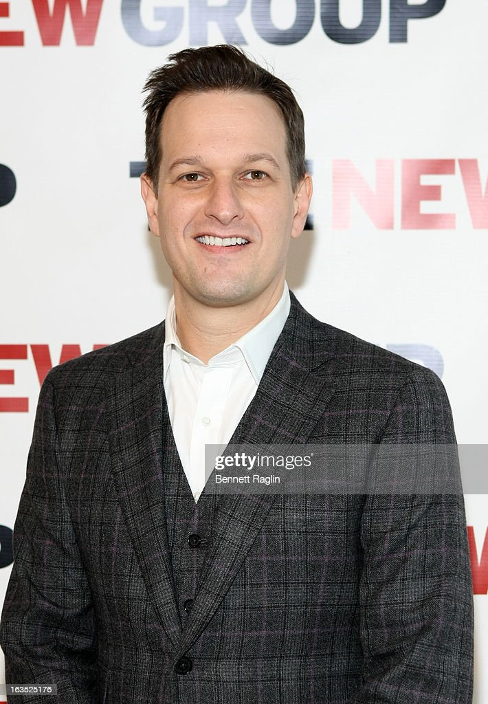 Actor <a gi-track='captionPersonalityLinkClicked' href=/galleries/search?phrase=Josh+Charles&family=editorial&specificpeople=240614 ng-click='$event.stopPropagation()'>Josh Charles</a> attends The New Group Bright Lights Off-Broadway 2013 Gala at Tribeca Rooftop on March 11, 2013 in New York City.