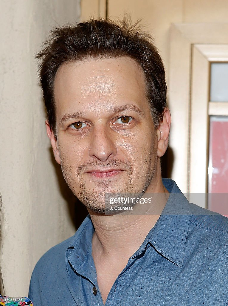 Actor <a gi-track='captionPersonalityLinkClicked' href=/galleries/search?phrase=Josh+Charles&family=editorial&specificpeople=240614 ng-click='$event.stopPropagation()'>Josh Charles</a> attends the 'Reasons To Be Happy' Broadway Opening Night at Lucille Lortel Theatre on June 11, 2013 in New York City.