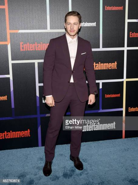 Actor Josh Dallas attends Entertainment Weekly's annual ComicCon celebration at Float at Hard Rock Hotel San Diego on July 26 2014 in San Diego...