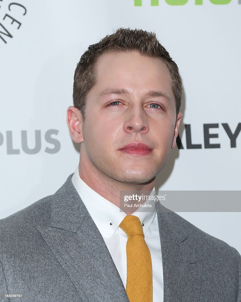 Actor Josh Dallas attends the 30th annual PaleyFest featuring the cast of 'Once Upon A Time' at the Saban Theatre on March 3, 2013 in Beverly Hills, California.