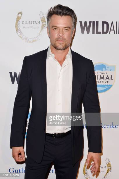 Actor Josh Duhamel arrives at 'Evening With WildAid' at the Beverly Wilshire Four Seasons Hotel on November 11 2017 in Beverly Hills California