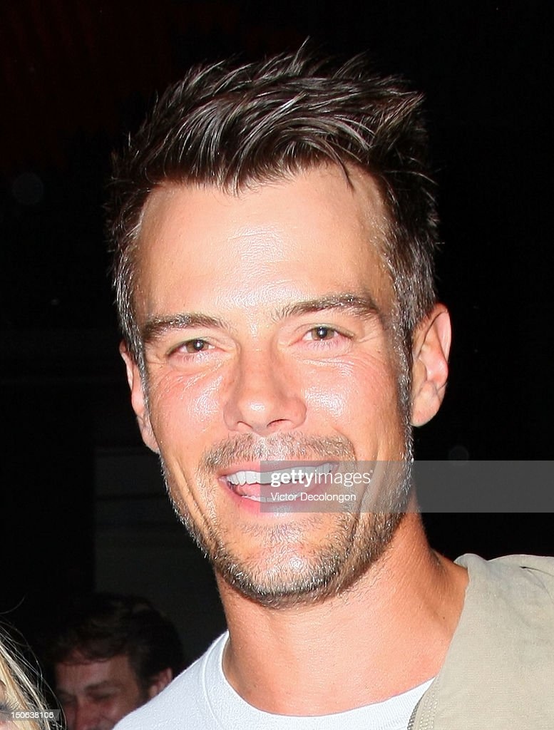 Actor Josh Duhamel attend the screening of 'Alekesam' at Sonos Studio on August 22, 2012 in Los Angeles, California.